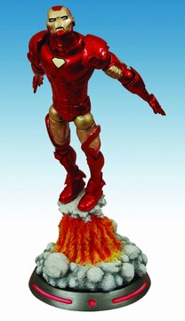 Marvel Select Iron Man Action Figure