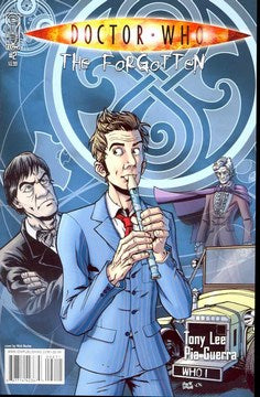 Doctor Who: Forgotten (2008) #2
