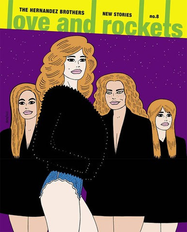 Love & Rockets: New Stories TP Volume 8