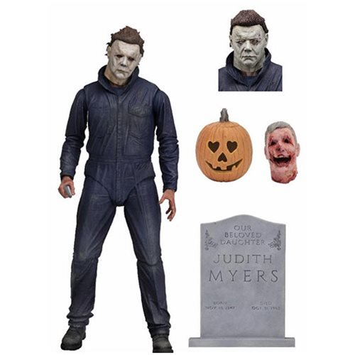 HALLOWEEN ULTIMATE MICHAEL MYERS 7IN SCALE ACTION FIGURE