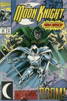 Marc Spector: Moon Knight (1989) #40