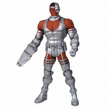 DC Universe Wave 4: Cyborg Action Figure