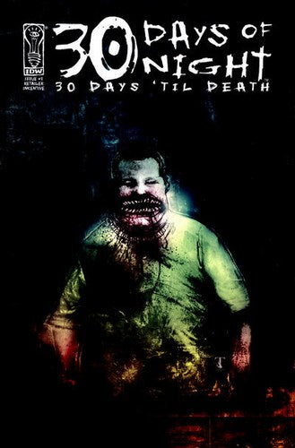 30 Days of Night: 30 Days Till Death (2008) #2 (Variant Edition)