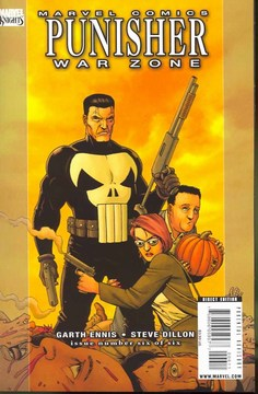 Punisher: War Zone (2008) #6
