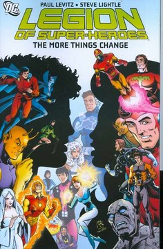 Legion of Super-Heroes: The More Things Change TP