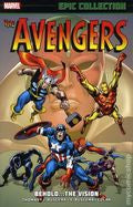 AVENGERS EPIC COLLECTION TP BEHOLD THE VISION