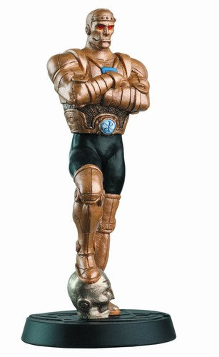 DC Superhero Figurine Collectors Magazine (2009) #109 (Robot Man)