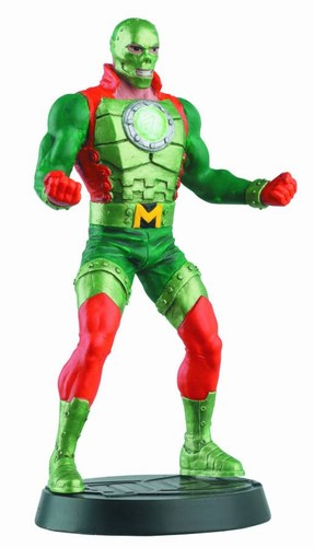 DC Superhero Figurine Collectors Magazine (2009) #113 (Metallo)