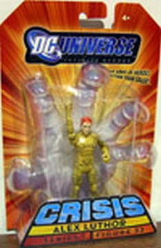 DC Infinite Heroes Alex Luthor Action Figure