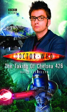 Doctor Who: Taking of Chelsea 426 HC