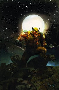 Marvel Zombies Return: Wolverine (2009)