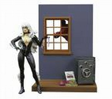 Marvel Select Black Cat Action Figure
