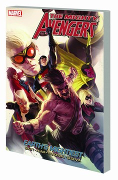 Mighty Avengers: Earth's Mightiest TP