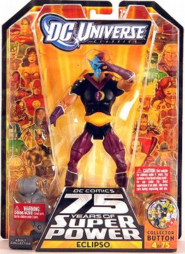 DC Universe Wave 12: Eclipso Action Figure