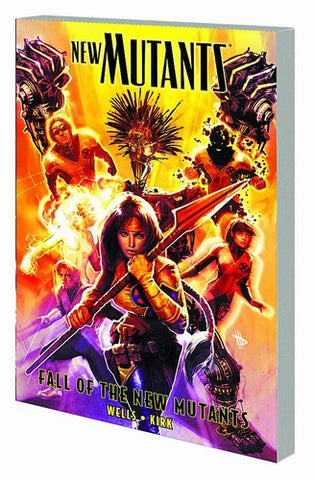 New Mutants Volume 3: Fall Of New Mutants TP