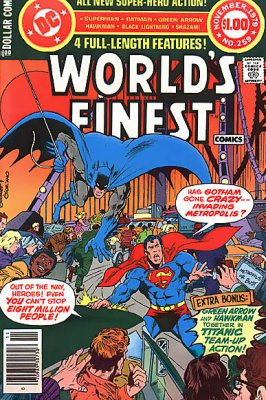 Worlds Finest Comics (1941) #259