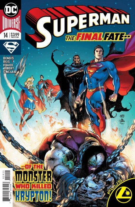 Superman (2018) #14 (YOTV DARK GIFTS)