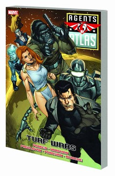 Agents of Atlas: Turf Wars TP