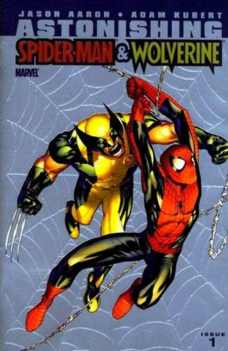 Astonishing Spider-Man & Wolverine (2010) #1 (Foilogram Variant)