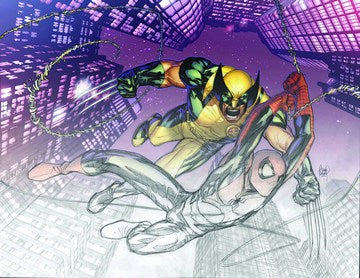 Astonishing Spider-Man & Wolverine (2010) #1 (Director's Cut)