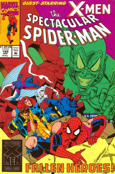 Spectacular Spider-Man (1976) #199