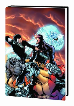 Agents of Atlas Vs. Premiere HC  (DM Variant Edition X-Men Cover)