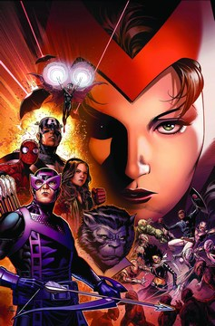 Avengers: Childrens Crusade (2010) #6