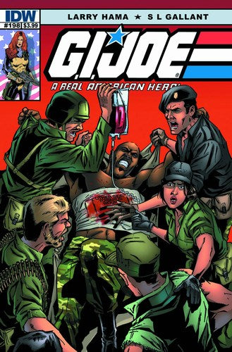 GI Joe: A Real American Hero (2010) #198
