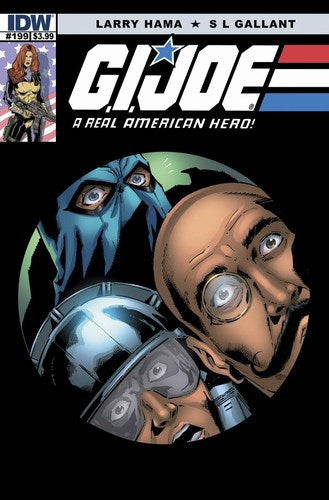 GI Joe: A Real American Hero (2010) #199
