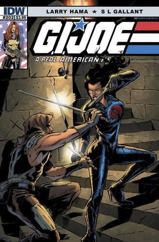 GI Joe: A Real American Hero (2010) #202