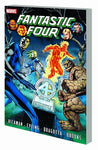 Fantastic Four by Jonathan Hickman Volume 4 TP
