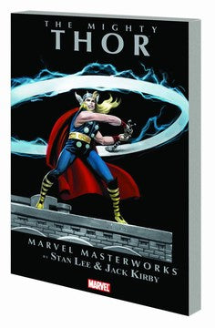 Marvel Masterworks Mighty Thor Volume 1 TP