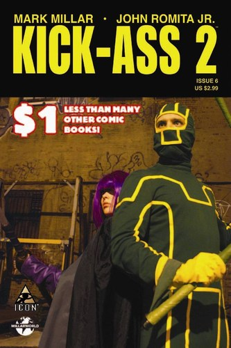 Kick-Ass 2 (2010) #6 (Photo Variant)