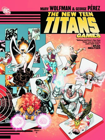 New Teen Titans: Games HC