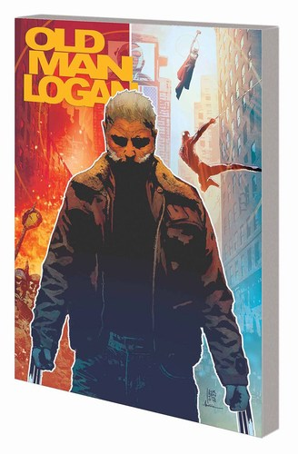 Wolverine: Old Man Logan TP Volume 1 (Berzerker)