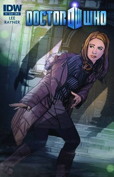 Doctor Who Volume 2 (2011) #4