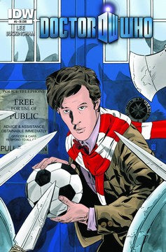 Doctor Who Volume 2 (2011) #5
