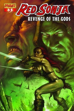 Red Sonja: Revenge of the Gods (2011) #3