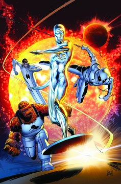 Silver Surfer (2011) #4