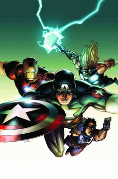 Ultimate Avengers Vs. New Ultimates (2011) #2 (2nd Print Yu Variant)