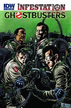 Ghostbusters: Infestation (2011) #1 NM