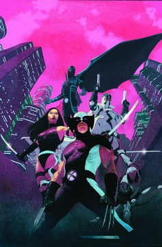 Uncanny X-Force: Apocalypse Solution (2011) #