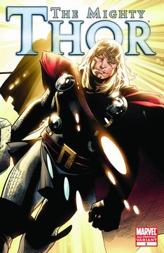 Mighty Thor (2011) #3 (2nd Print Coipel Variant)