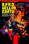 BPRD: Hell on Earth Volume 2 Gods And Monsters TP