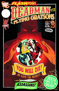 Flashpoint: Deadman and the Flying Graysons (2011) #2
