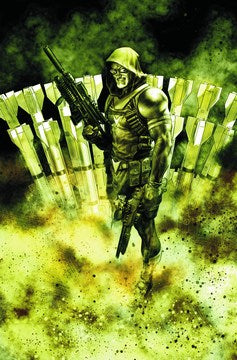 Flashpoint: Green Arrow Industries (2011) #1