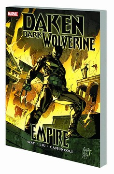 Daken: Dark Wolverine - Empire TP