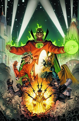 Justice Society of America: Super Town TP
