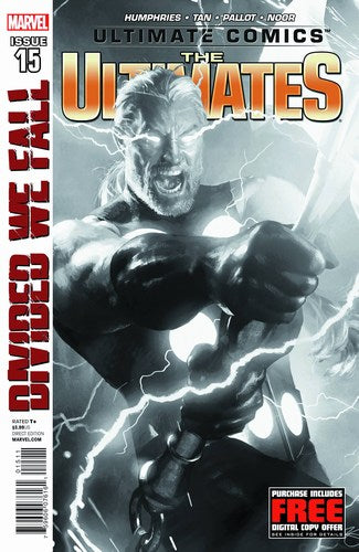 Ultimate Comics: Ultimates (2011) #15 (2nd Print Komarck Variant)
