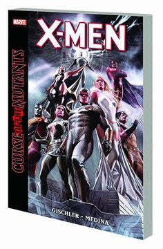 X-Men: Curse of the Mutants TP